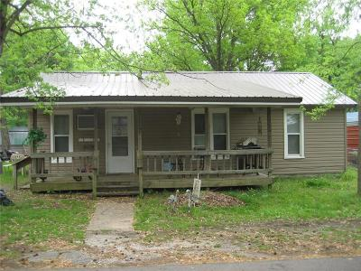 Sallisaw Single Family Home For Sale: 714 Mulberry ST