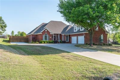 Greenwood Single Family Home For Sale: 1133 Meadow Bridge DR