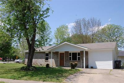 Fort Smith Single Family Home For Sale: 8320 S 35th TER