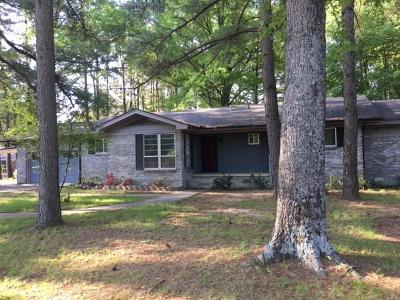Lavaca AR Single Family Home For Sale: $125,000