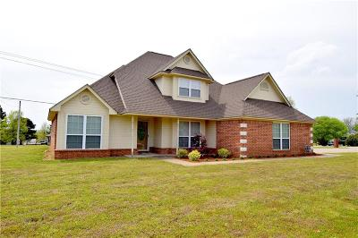 Fort Smith Single Family Home For Sale: 11205 Amanda LN