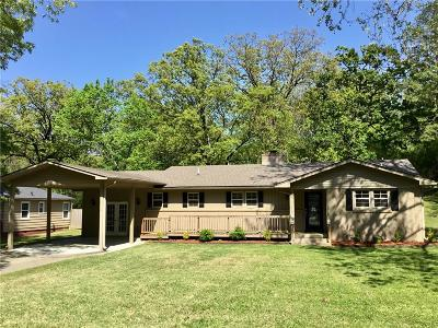 Fort Smith Single Family Home For Sale: 1326 N 56th TER