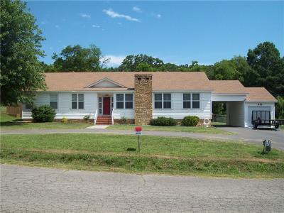 Van Buren Single Family Home For Sale: 1115 Dechard ST