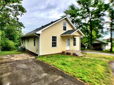 Fort Smith Single Family Home For Sale: 1226 S Elm ST