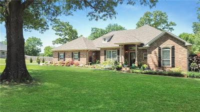 Alma Single Family Home For Sale: 127 Waterfront CIR
