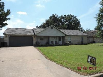 Greenwood Single Family Home For Sale: 1715 Chinaberry DR