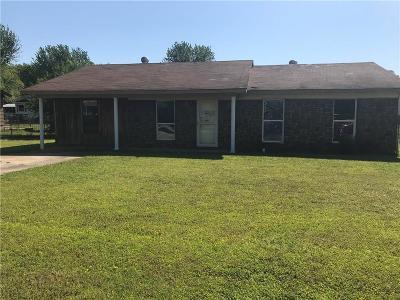 Van Buren Single Family Home For Sale: 8 N 35th ST
