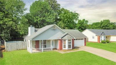 Greenwood Single Family Home For Sale: 1661 Whippoorwill DR