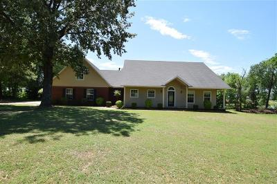 Muldrow Single Family Home For Sale: 475392 US Hwy 64