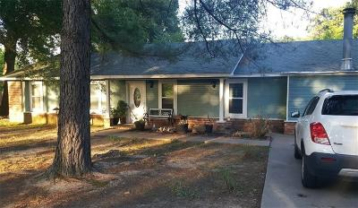 Sequoyah County Single Family Home For Sale: 1002 Carson RD