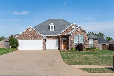 Fort Smith Single Family Home For Sale: 12907 Diamond LN