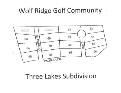 Wister Residential Lots & Land For Sale: TBD Wolf Mountain Lots