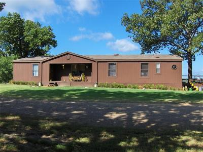 Muldrow Single Family Home For Sale: 107576 S 4764 RD