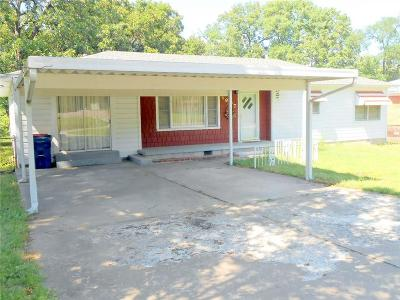 Fort Smith Single Family Home For Sale: 1907 S JACKSON ST