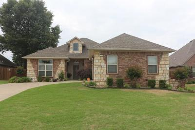 Fort Smith Single Family Home For Sale: 5612 Williamson PL