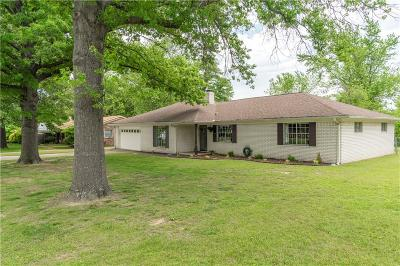 Fort Smith Single Family Home For Sale: 5926 Carthage ST