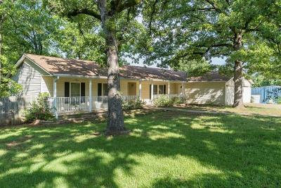Greenwood Single Family Home For Sale: 2525 S Coker