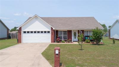 Greenwood Single Family Home For Sale: 1816 Eastgate DR