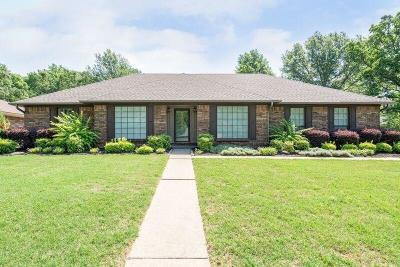 Fort Smith Single Family Home For Sale: 10117 Jenny Lind RD