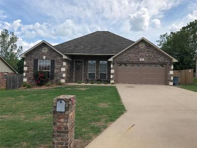 Greenwood Single Family Home For Sale: 364 Kings Mountain LOOP