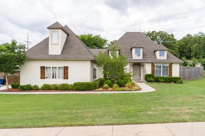 Fort Smith Single Family Home For Sale: 8607 Meadow Oaks LN