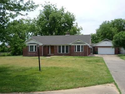 Van Buren Single Family Home For Sale: 5416 Kibler RD