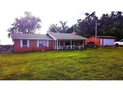 Heavener Single Family Home For Sale: 104040 Blackfork DR