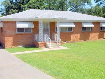 Fort Smith Single Family Home For Sale: 1923 S JACKSON ST