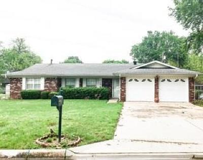 Fort Smith Single Family Home For Sale: 4321 Urbana DR