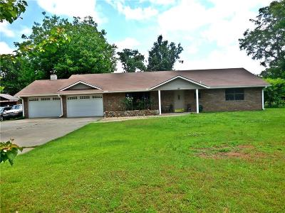 Wister Single Family Home For Sale: 602 Bayless