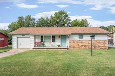 Van Buren Single Family Home For Sale: 1113 25th ST