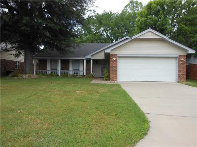 Fort Smith Single Family Home For Sale: 9401 S Houston ST