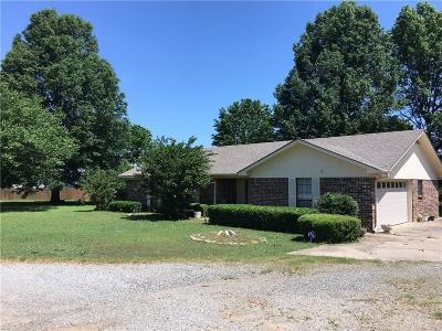 Spiro Single Family Home For Sale: 20914 Park LN