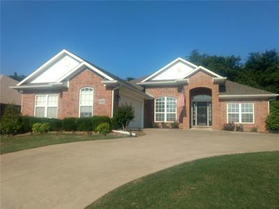 Fort Smith AR Single Family Home For Sale: $169,999