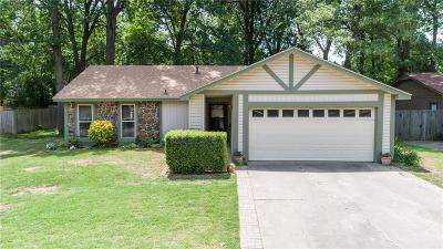 Fort Smith Single Family Home For Sale: 3308 Edinburgh DR