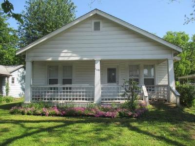 Van Buren Single Family Home For Sale: 1119 Poplar ST