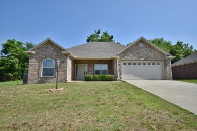 Roland Single Family Home For Sale: 116 Oakridge DR
