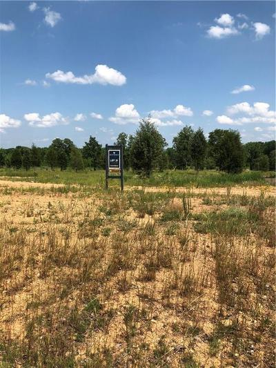 Fort Smith Residential Lots & Land For Sale: 21 Bentley Ridge
