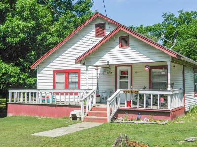 Sallisaw Single Family Home For Sale: 401 S Locust ST