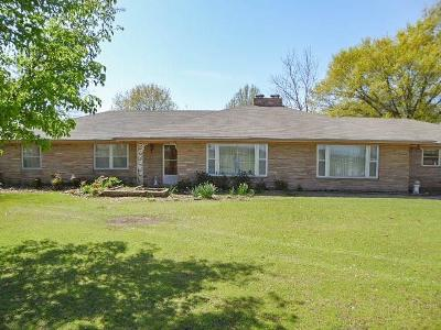 Van Buren Single Family Home For Sale: 2806 Oak Grove RD