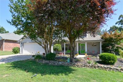 Greenwood Single Family Home For Sale: 1324 Westridge DR