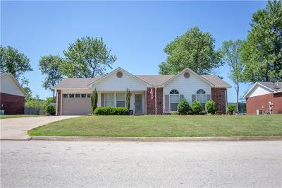 Greenwood Single Family Home For Sale: 1915 Whippoorwill DR