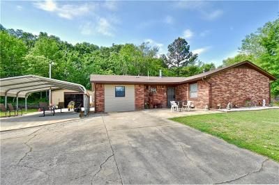 Muldrow Single Family Home For Sale: 1104 SE 10th ST