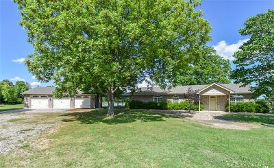 Muldrow Single Family Home For Sale: 110501 4750 RD