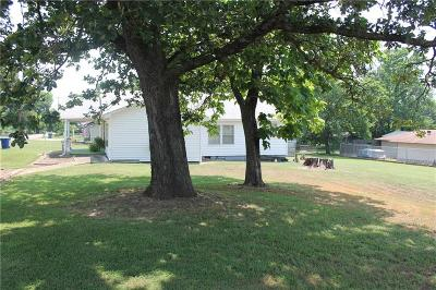 Muldrow Single Family Home For Sale: 604 SW 8th ST