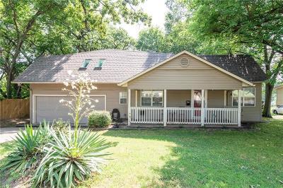 Van Buren Single Family Home For Sale: 1016 N 20th ST