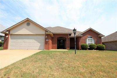 Alma Single Family Home For Sale: 1220 Red Oak DR