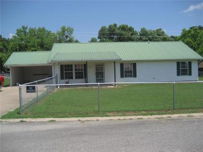 Muldrow Single Family Home For Sale: 304 Eagle Rock RD