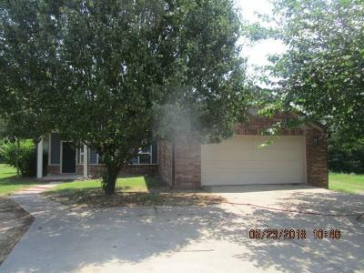 Fort Smith AR Single Family Home For Sale: $119,500