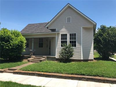Fort Smith Single Family Home For Sale: 523 S 18th ST